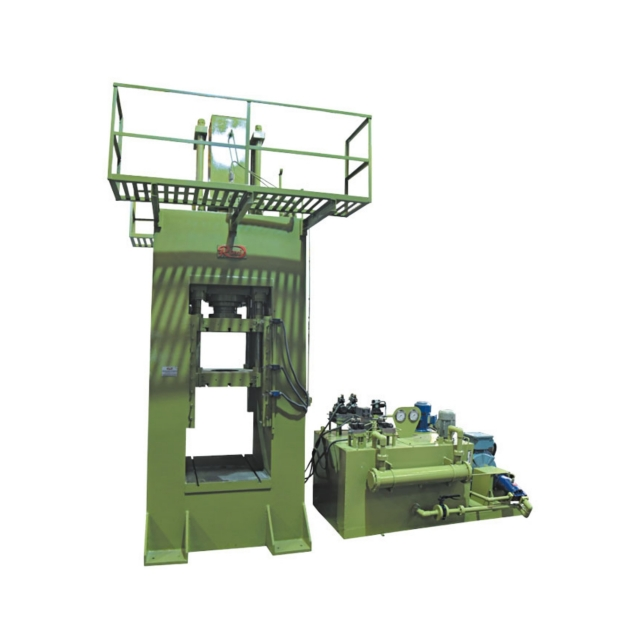 hydraulic-deep-draw-press