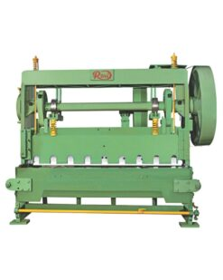 over-crank-shearing-machine